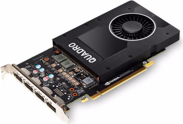 Fujitsu QUADRO P2200 5GB GDDR5X