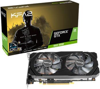KFA² GeForce GTX 1660 Super 1-Click OC 6GB GDDR6
