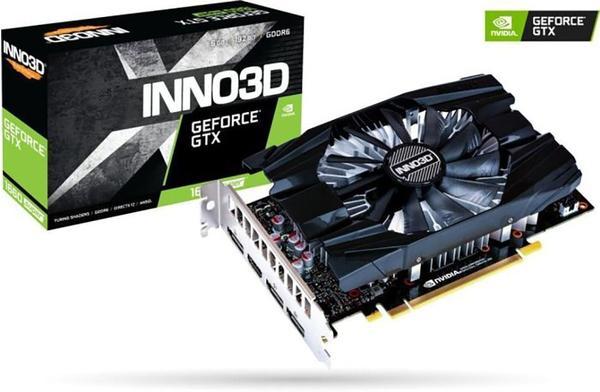 Inno3D GeForce GTX 1660 Super Compact 6GB GDDR6