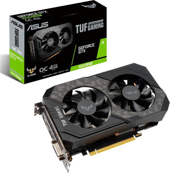 Asus TUF-GTX1650S-O4G-GAMING (4GB)