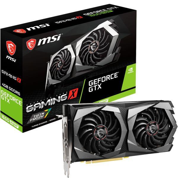 MSI GeForce GTX 1650 Super Gaming X 4GB GDDR6