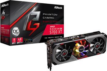 ASRock Radeon RX 5700 XT Phantom Gaming 8GB GDDR6