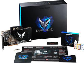 Powercolor Radeon RX 5700 XT Liquid Devil 8GB GDDR6
