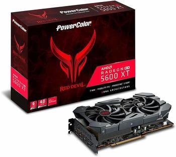 Powercolor Radeon RX 5600 XT Red Devil 6144MB GDDR6