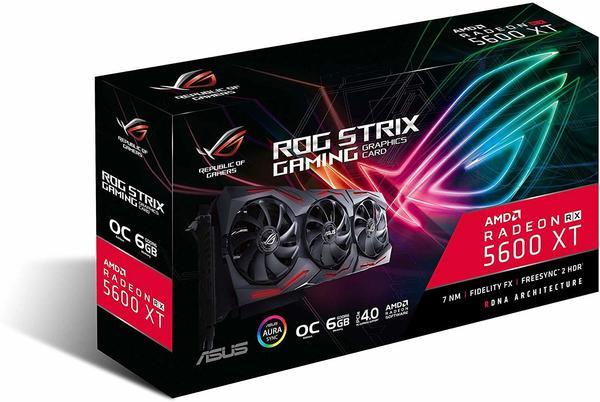 Asus ROG-STRIX-RX5600XT-O6G-GAMING (6GB)