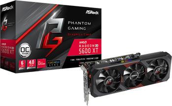ASRock Radeon RX 5600 XT Phantom Gaming D3 6G OC