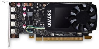 PNY Quadro P1000 V2 4GB PCIe 3.0 Workstation Grafikkarte