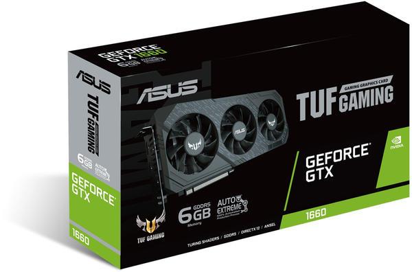 Asus TUF3-GTX1660-6G-GAMING (6GB)
