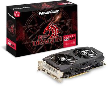 Powercolor Radeon RX 580 Red Dragon V2 8GB GDDR5 (DHDV2/OC)