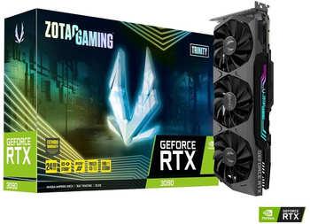 Zotac Gaming GeForce RTX 3090 Trinity 24 GB GDDR6X