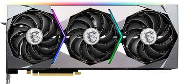 MSI GeForce RTX 3090 SUPRIM X 24GB GDDR6X