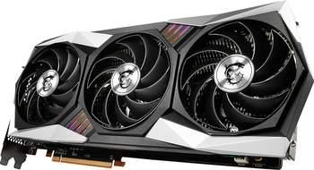 MSI Radeon RX 6800 XT GAMING X TRIO 16GB GDDR6