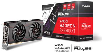 Sapphire Radeon RX 6600 XT Pulse 8GB GDDR6