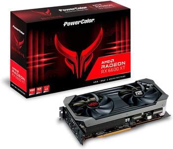 Powercolor Radeon RX 6600 XT Red Devil 8GB GDDR6