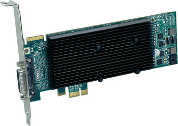 Matrox M9120 Plus LP PCIe x1 512MB