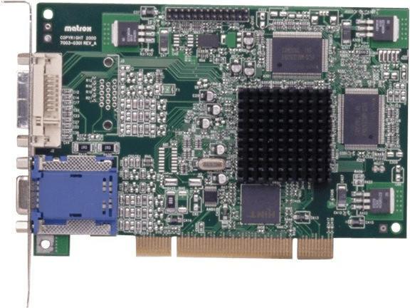 Matrox Millenium G450 (32MB, PCI)