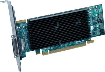 Matrox M9140 LP PCIe x16 512MB