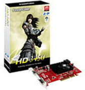 Powercolor Radeon HD 3450 AGP V2 512MB