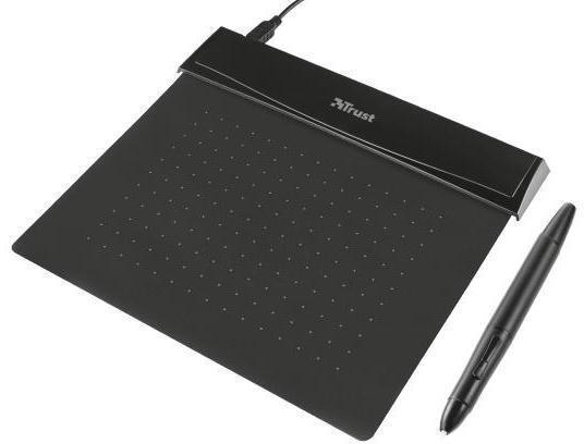 Trust Flex Design Tablet Black