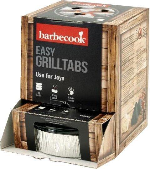 Barbecook Grilltabs 3er-Pack