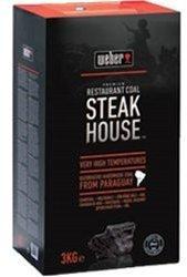Weber Steakhouse Premium Holzkohle 3 kg
