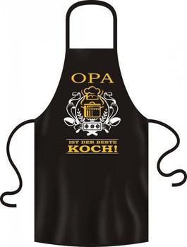 Rahmenlos Opa bester Koch