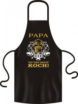 Rahmenlos Papa ist der beste Koch
