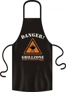 Rahmenlos Danger Grillzone