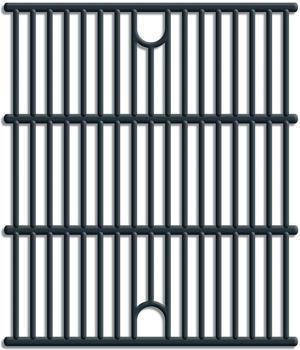 Tepro Universal-Guss-Grillrostset 58 x 40 cm (2-tlg)