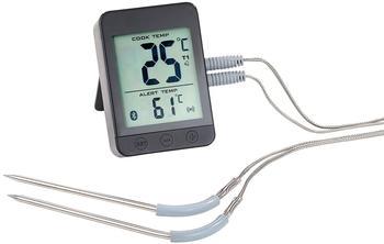 Rosenstein & Söhne Bluetooth-Grillthermometer NC-3888