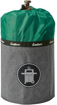 Enders Style Gasflaschenhülle 11 kg grün