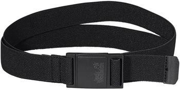 Jack Wolfskin Stretch Belt black