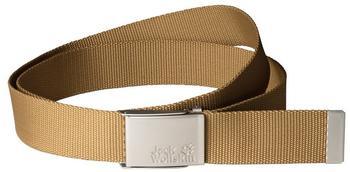 Jack Wolfskin Webbing Belt Wide rope brown