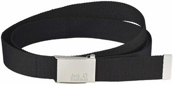 Jack Wolfskin Webbing Belt Wide black