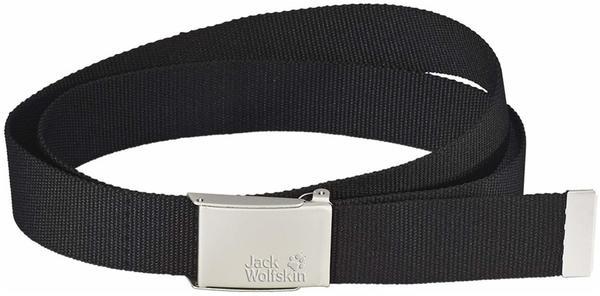 Jack Wolfskin Webbing Belt Wide black