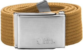 Fjällräven Canvas Belt sand