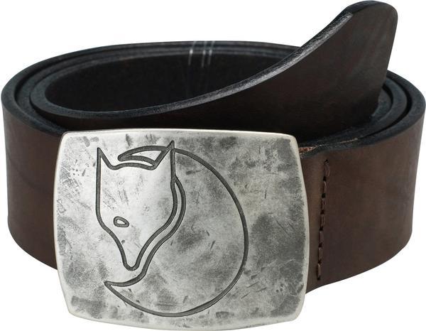 Fjällräven Murena Silver Belt leather brown