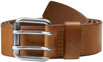 Fjällräven Singi Two-Pin Belt leather cognac