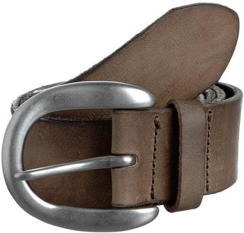 Liebeskind Leather Belt (LKB501) stone
