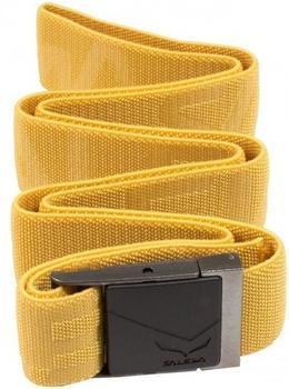 Salewa Rainbow Belt yellow/nugget gold