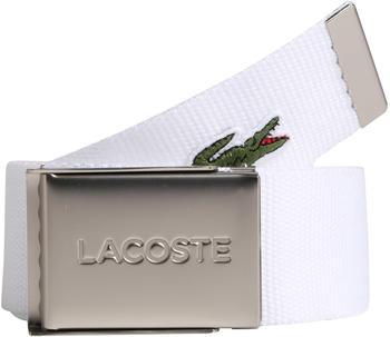 Lacoste Casual Woven Strap white (RC2012-001)