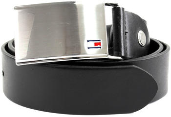 Tommy Hilfiger TH Plaque Belt (AM0AM01995) black