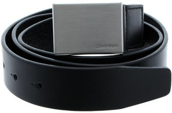 Calvin Klein Formal Plaque Belt (K50K50-4309) black