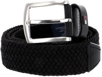 Tommy Hilfiger Denton Elastic Belt (AM0AM05883) black