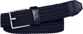 Calvin Klein Formal Elastic Belt (K50K50-4302) navy