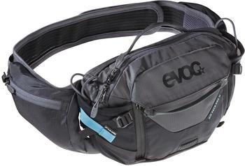Evoc Hip Pack Pro 3L with 1,5L Bladder black/carbon grey