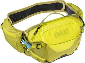 Evoc Hip Pack Pro 3L with 1,5L Bladder sulphur/moss green