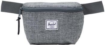 Herschel Fourteen Hip Pack raven crosshatch