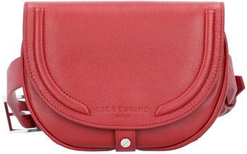 Liebeskind Round Love Note Belt Bag dahlia red