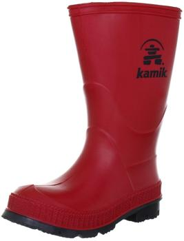 Kamik Stomp red
